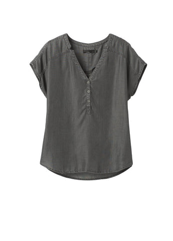 Starlie Top - Grey Wash