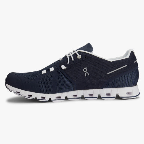 M Cloud - Navy/White