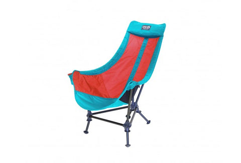 Aqua/Red Lounger