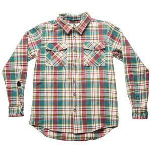 ZGibson Flannel Button Up