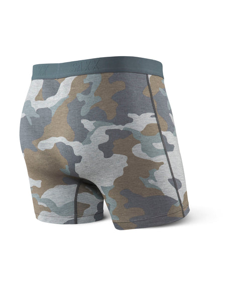Vibe Boxer Brief - Gray Supersize Camo