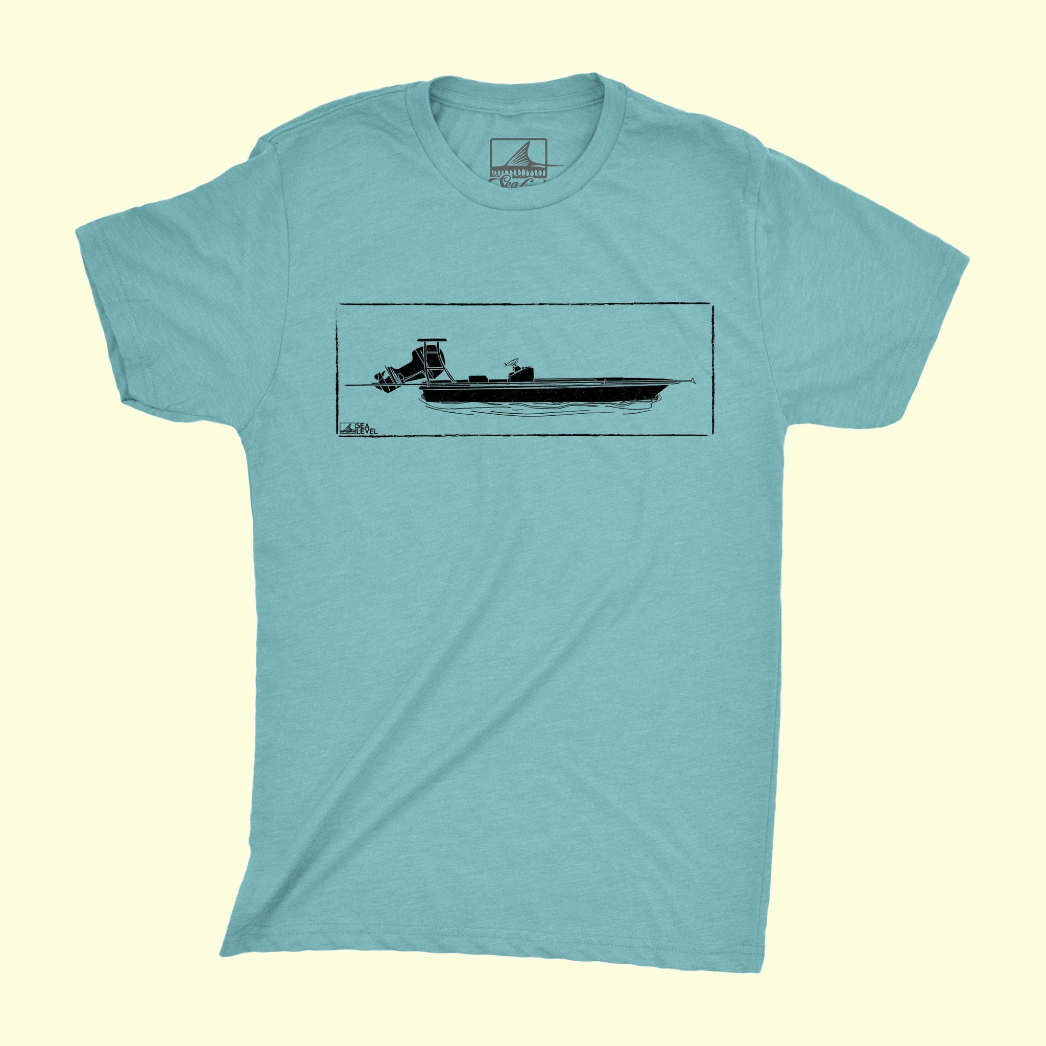 Sea Level Skiff Tee