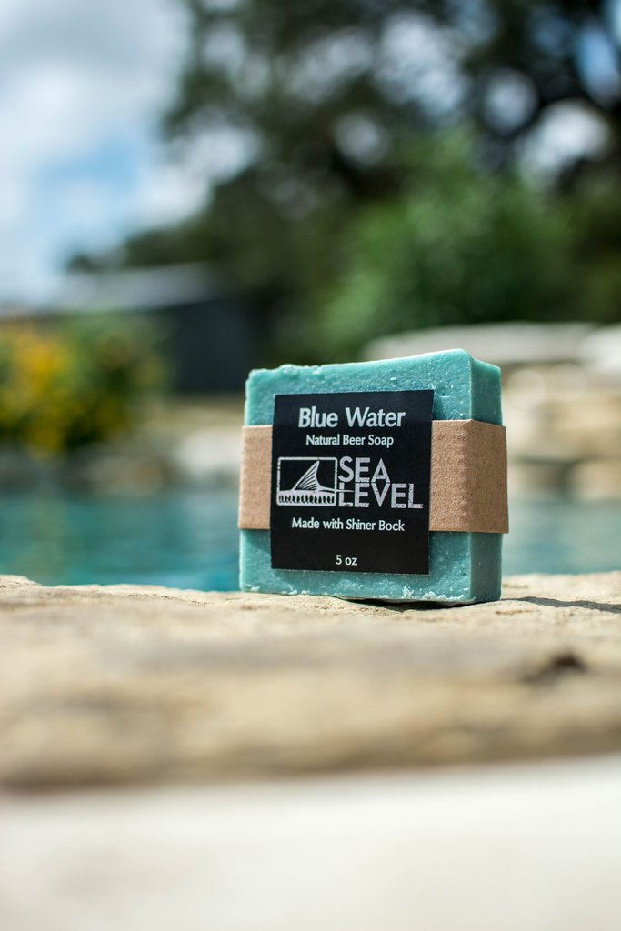 Sea Level Beer Soap
