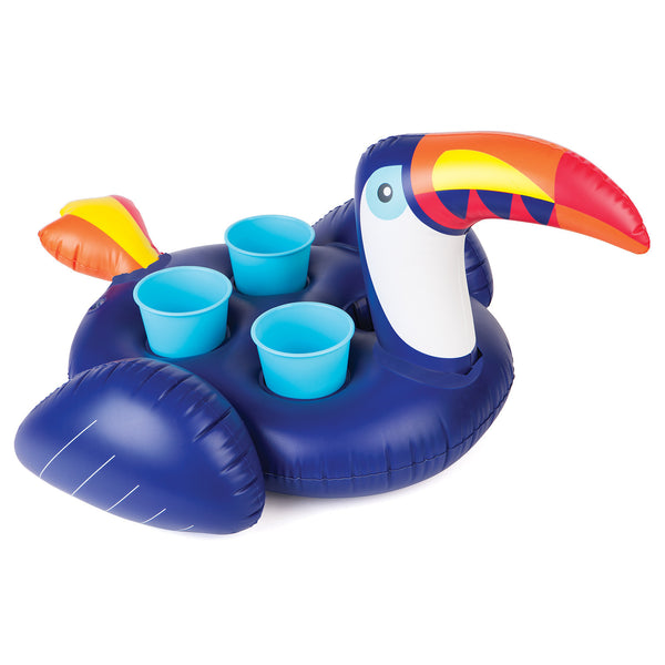 Inflatable Drink Holder Toucan