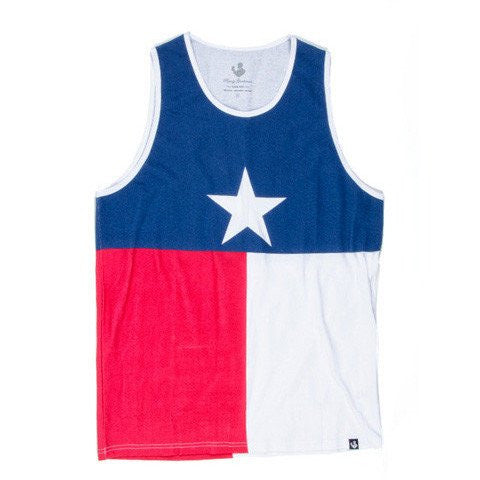 The Texas Flag Tank