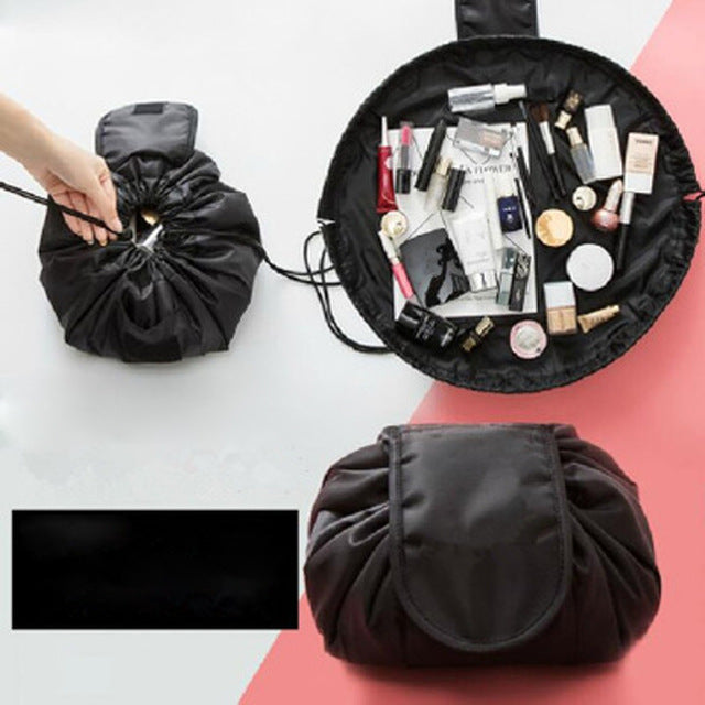 Magic Travel Makeup Bag Organizer Storage Portable