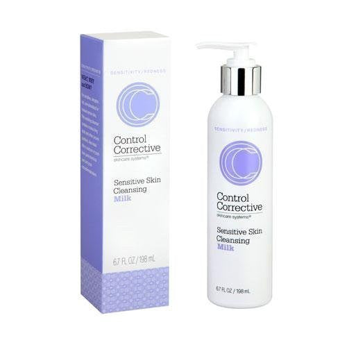 Sensitive Skin Cleansing Milk  Pkg. of 3