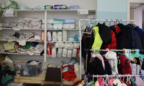 Cloth And Disposable Diapers And Winter Jackets Available For Free At The Village  Closet