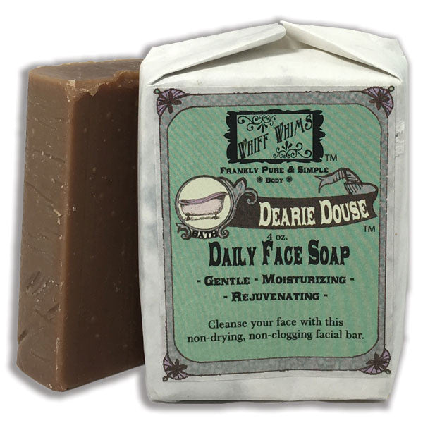 Dearie Douse - Daily Face Soap