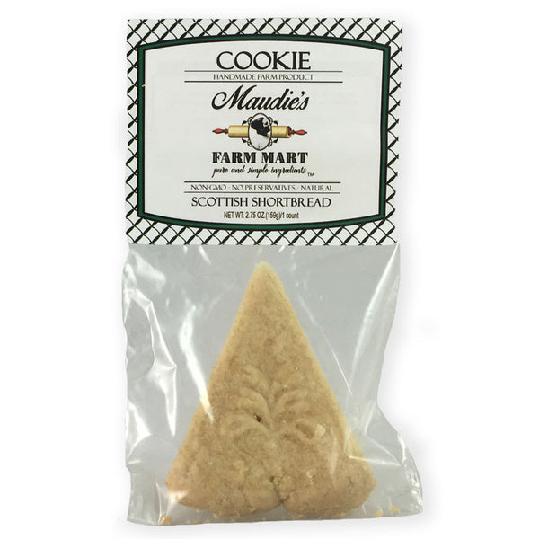 Cookie: Traditional Scottish Shortbread