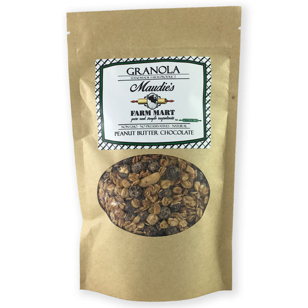 Small Batch Granola: Peanut Butter Chocolate, Gluten free