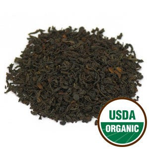 Organic Earl Grey Tea - loose leaf tea