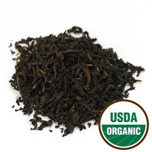 Organic China Black F.O.P. Tea - loose leaf tea
