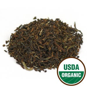 Organic Darjeeling Tea T.G.F.O.P - loose tea leaves