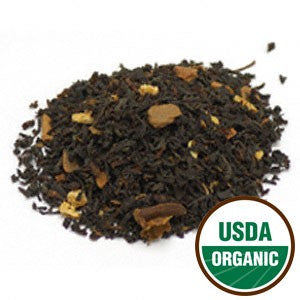 Organic Orange Spice Tea - loose leaf tea