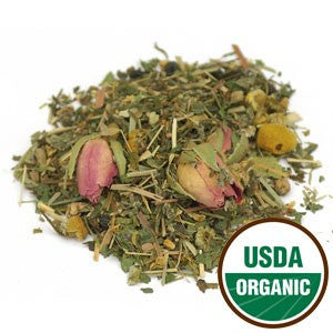 Organic Lazy Days Tea - loose leaf tea