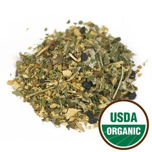 Organic Sniffle Tea - loose leaf tea