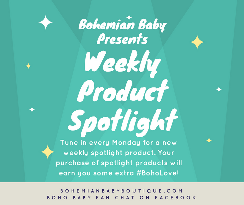 Weekly Product Spotlight