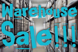 Warehouse Sales!!