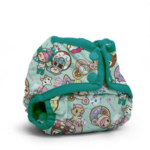 Rumparooz Newborn Cloth Diaper Cover