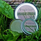 Honey Dew Naturals Herbal Salve 2 oz