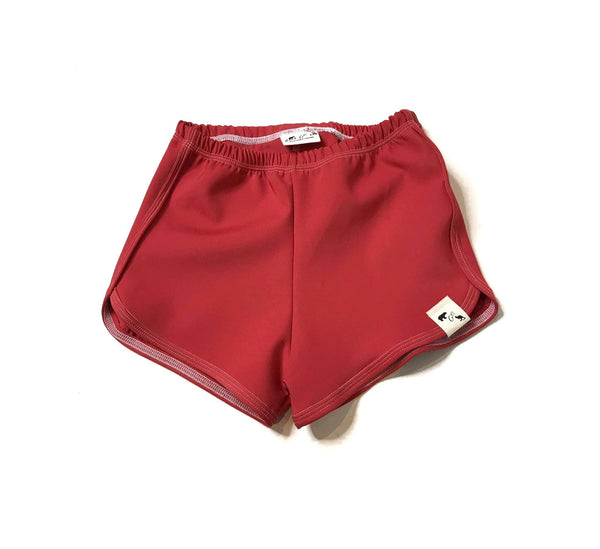 Baked Apple Yoga Luxe - Track Shorts