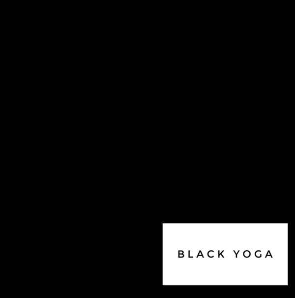 Black Yoga- Lakeside shorts/joggers