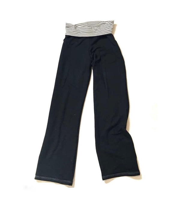 Basic Black-  Women's Relaxed Sweats