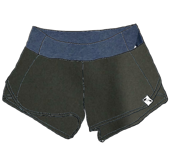 Fern STRETCH WOVEN - Mile shorts