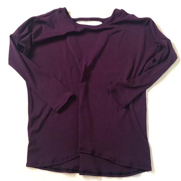Plum Rib Yoga - Studio Tunic