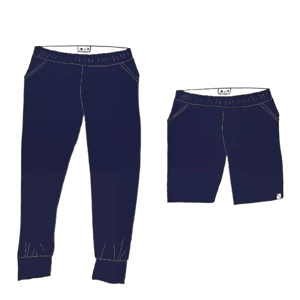 Navy AIR ATHLETIC - Men's Lakeside Bottoms