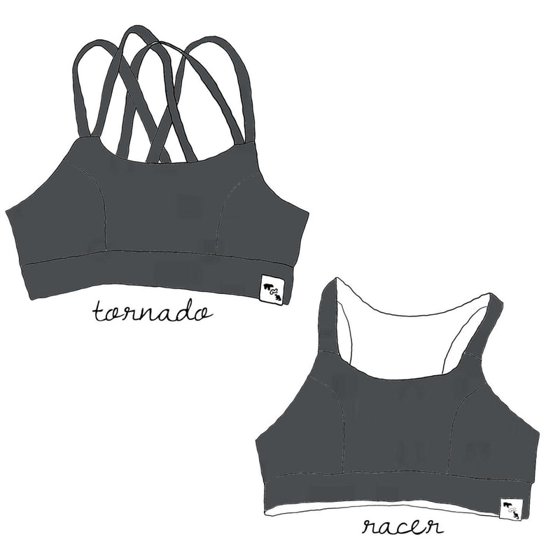 Forged Iron YOGA LUXE - Sports Bra {3 styles}