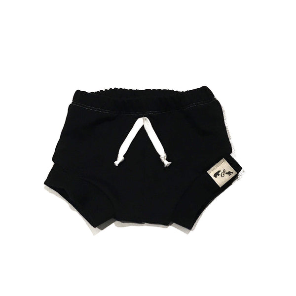Basic Black - Shorties/Beach Shorts