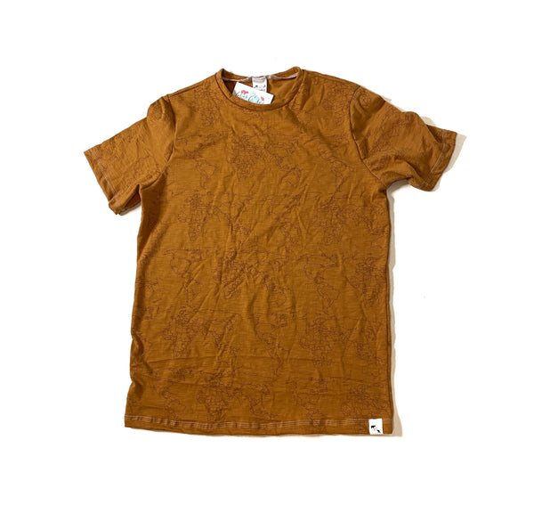 Chestnut Maps SLUB - Men's Essential Tee
