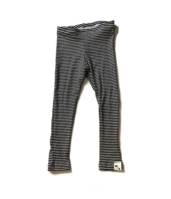 BR Basic Stripes RIB KNIT - Necessity Leggings