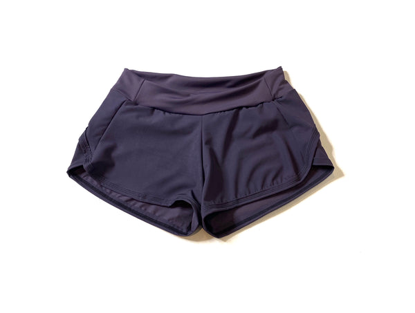 Grape Stretch Woven - Mile shorts
