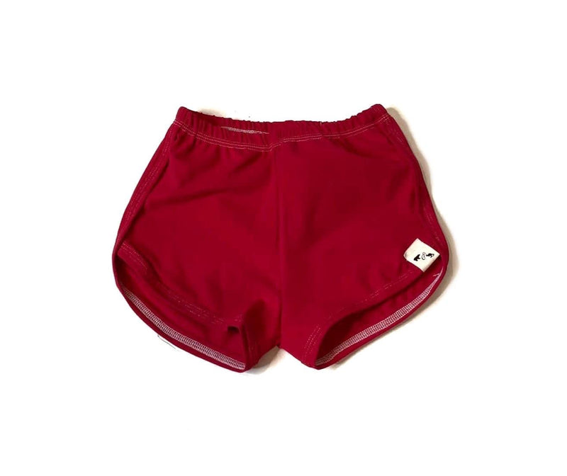 Crimson YOGA - Track Shorts
