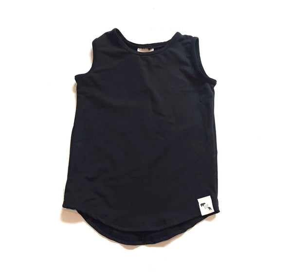 Black Yoga - Essential Tee/tank