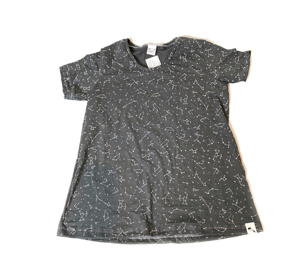 Graphite Constellations SLUB - Women's Essential Tee