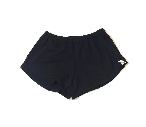 Basic Black - Women's Shorties