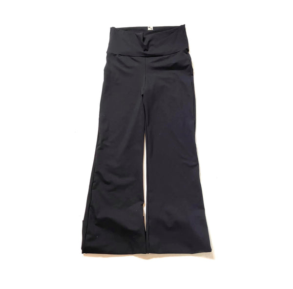 Black Yoga Flex - Women's Freestyle Pants