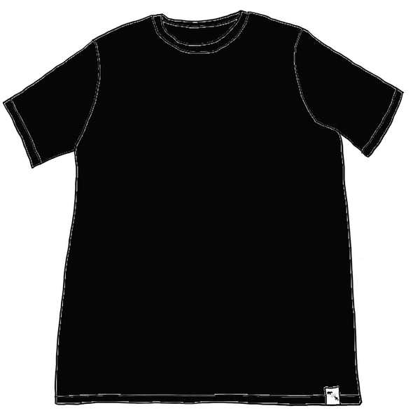 Black Yoga Flex - Men's Essential tee