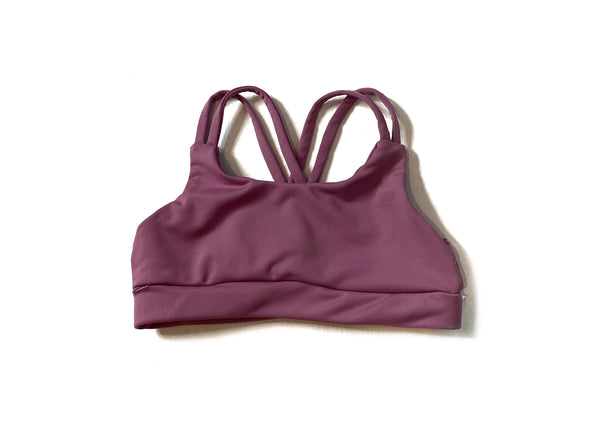 Mauve YOGA FLEX - Lil Tornado Top