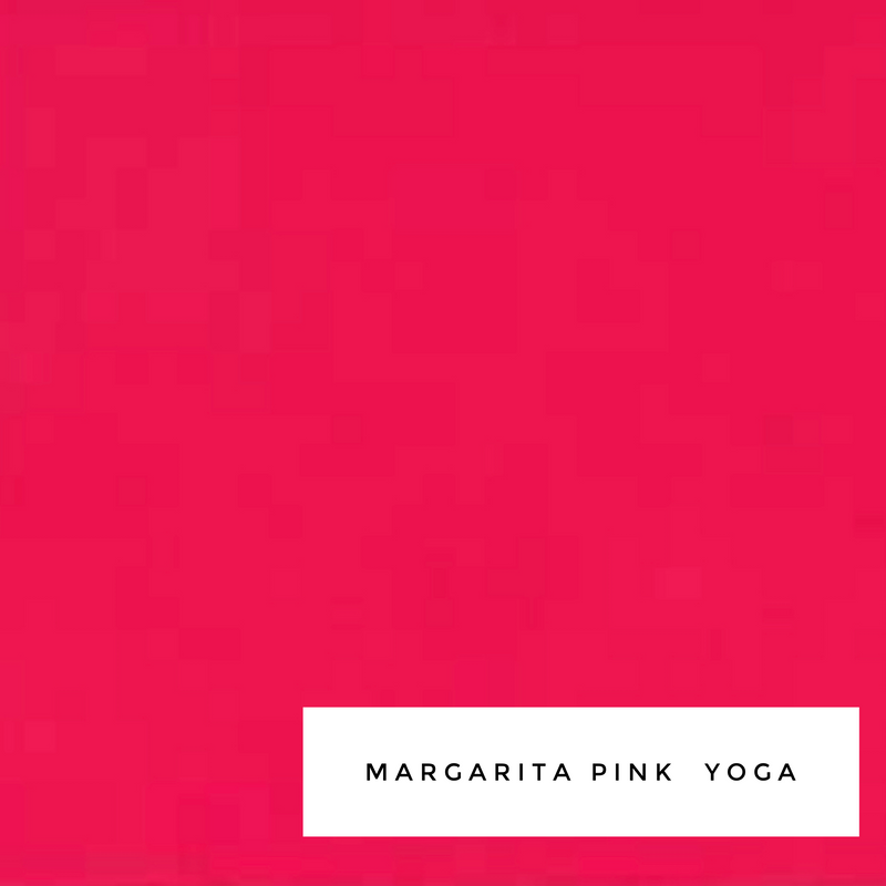 Margarita Pink Yoga - Lil Movement Bottoms