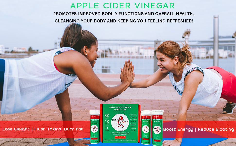 APPLE CIDER VINEGAR DETOX TABS