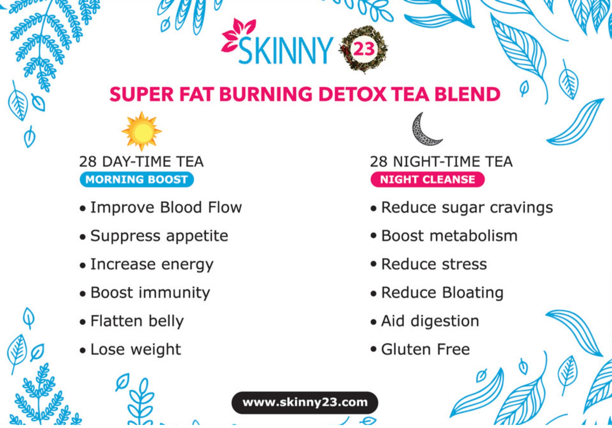 14 Day Teatox Pack