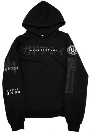 LIMITED EDITION - Underground Gadfly Collaboration Hoodie