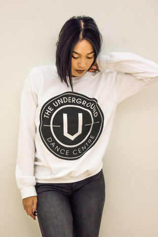 Underground Crewnecks with Logo - Underground Gear Shop