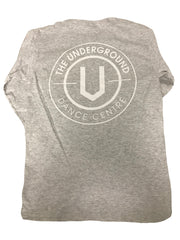 Ash Grey Long Sleeve T-Shirt - Underground Gear Shop