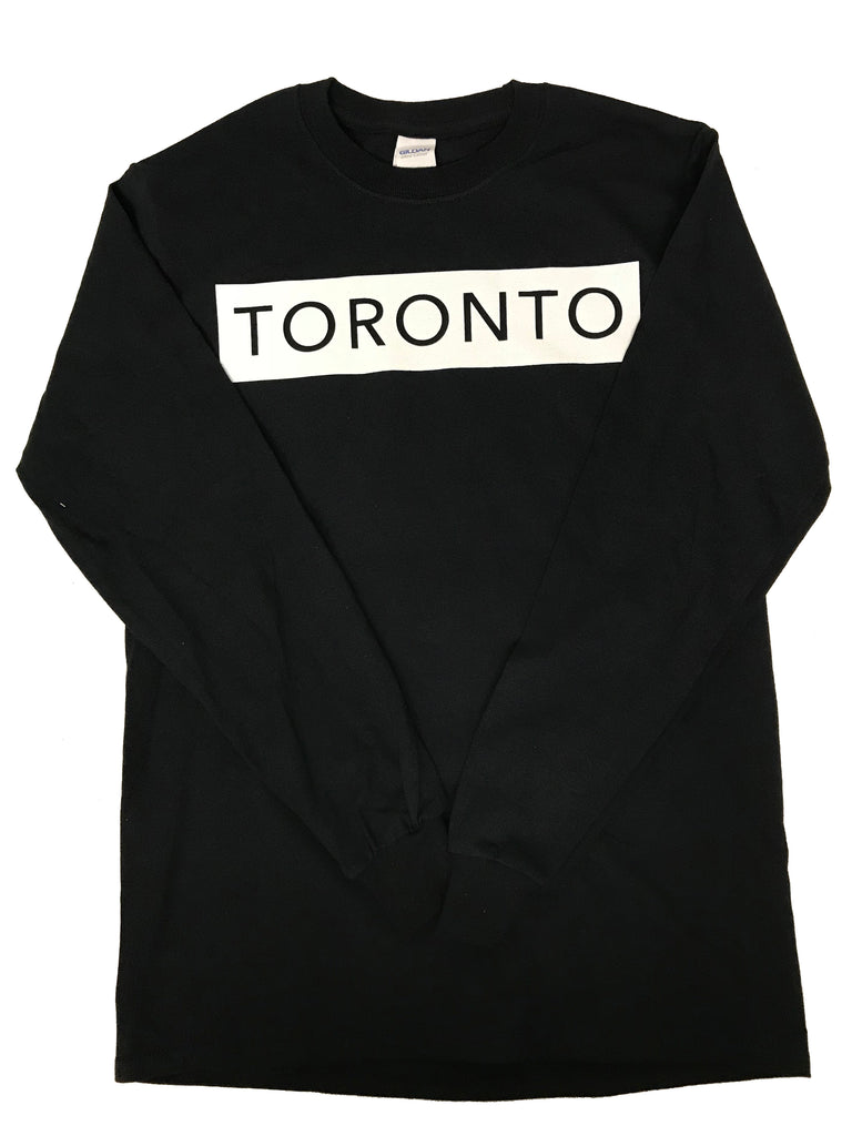 Black Long Sleeve T-Shirt - Underground Gear Shop